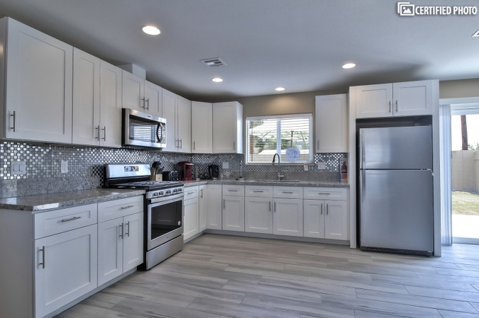 image 9 furnished 3 bedroom House for rent in North Las Vegas, Las Vegas Area