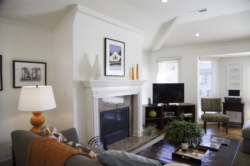 image 8 furnished 2 bedroom Townhouse for rent in Richmond District, San Francisco