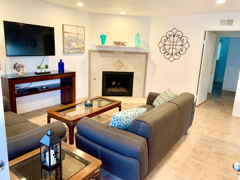 Large space to feel like home