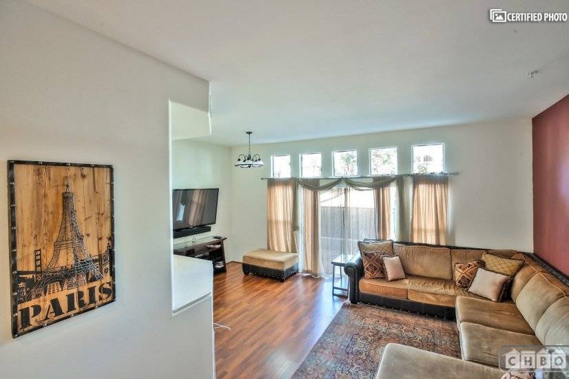 image 4 furnished 2 bedroom Townhouse for rent in Tustin, Orange County