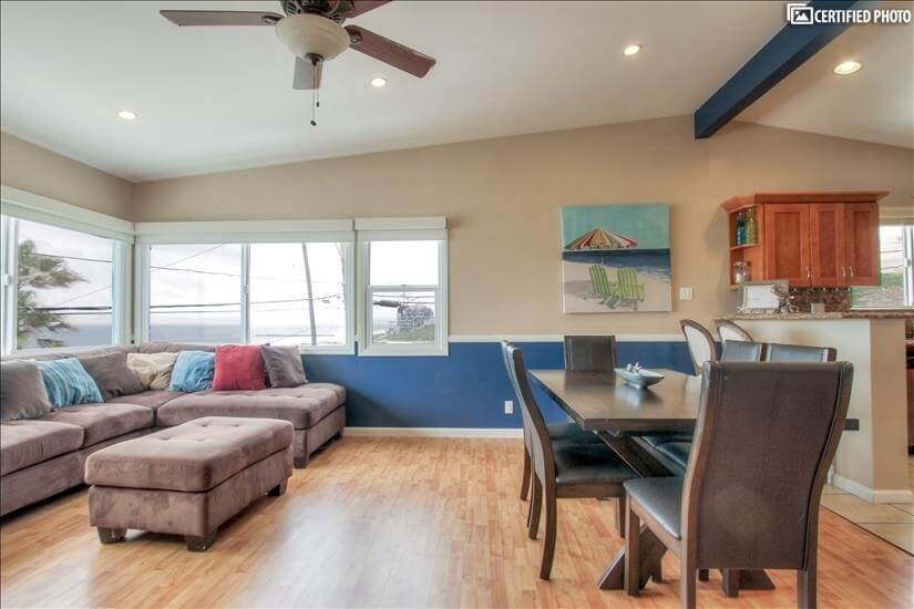 image 4 furnished 2 bedroom Townhouse for rent in Manhattan Beach, South Bay