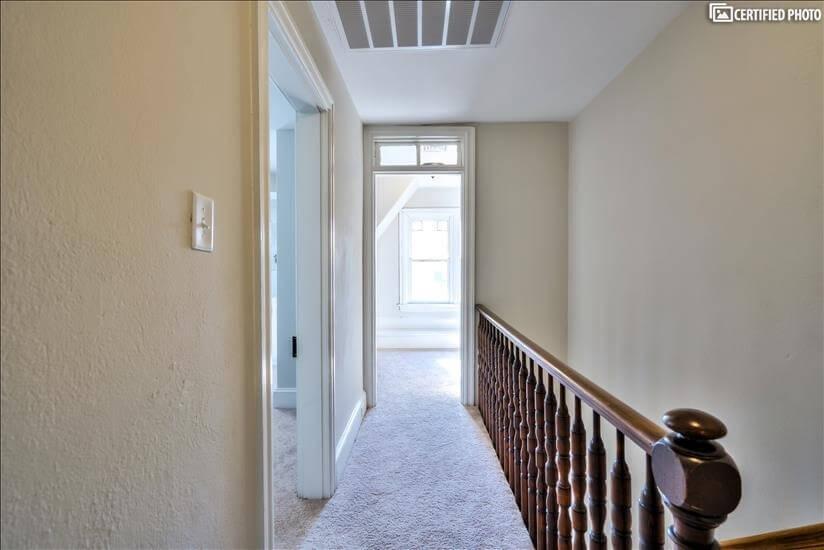 3rd Floor Hall Toward Extra Room / Office