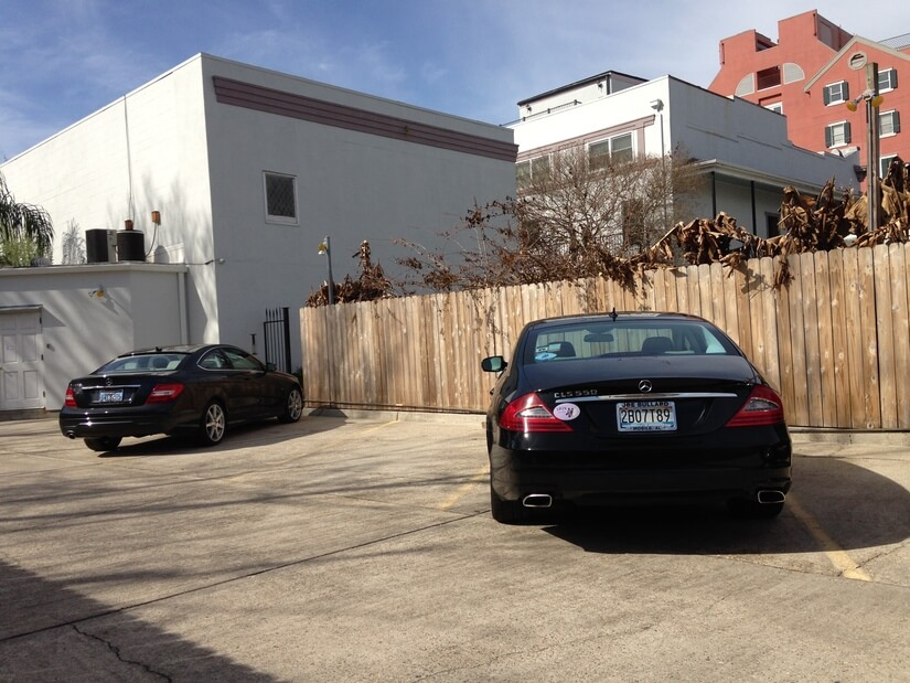 secured parking avialable $100. month