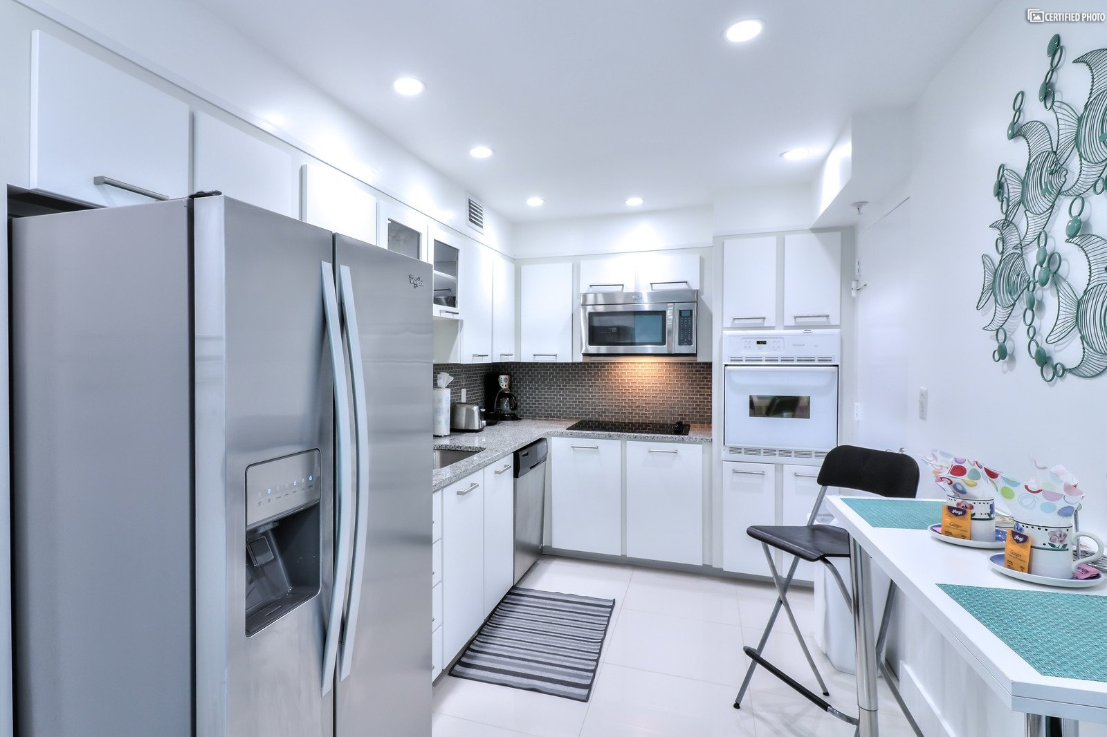 image 3 furnished 1 bedroom Townhouse for rent in Hollywood, Ft Lauderdale Area