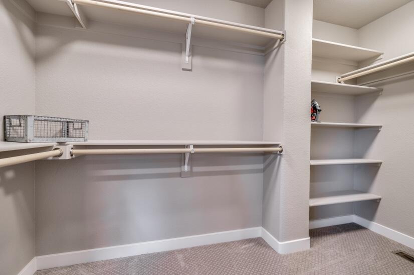 Bedroom 3 has a queen memory foam mattress, ensuite bathroom