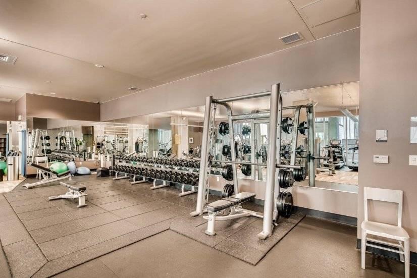 24-hour gym