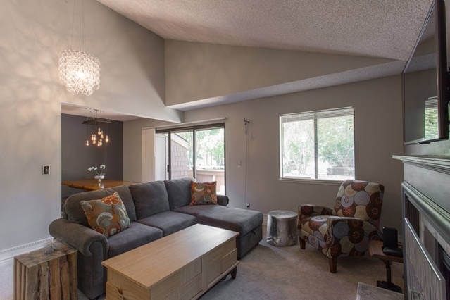 image 2 furnished 1 bedroom Townhouse for rent in Almaden, San Jose