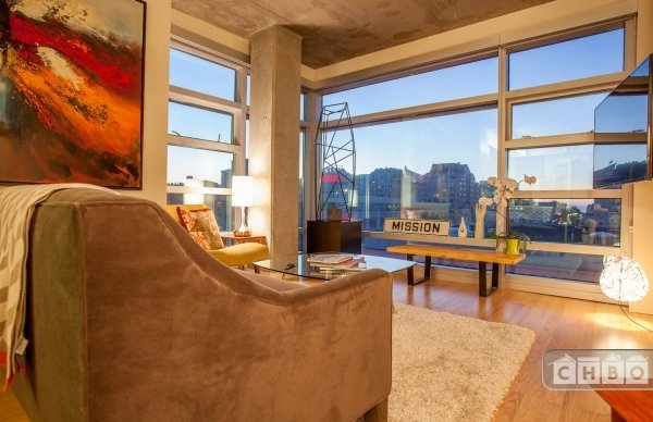 image 2 furnished 2 bedroom Townhouse for rent in Nob Hill, San Francisco