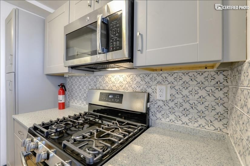 New Microwave and Stove appliance