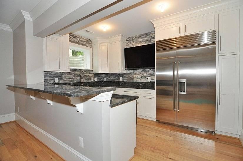 Recreation Room Kitchen