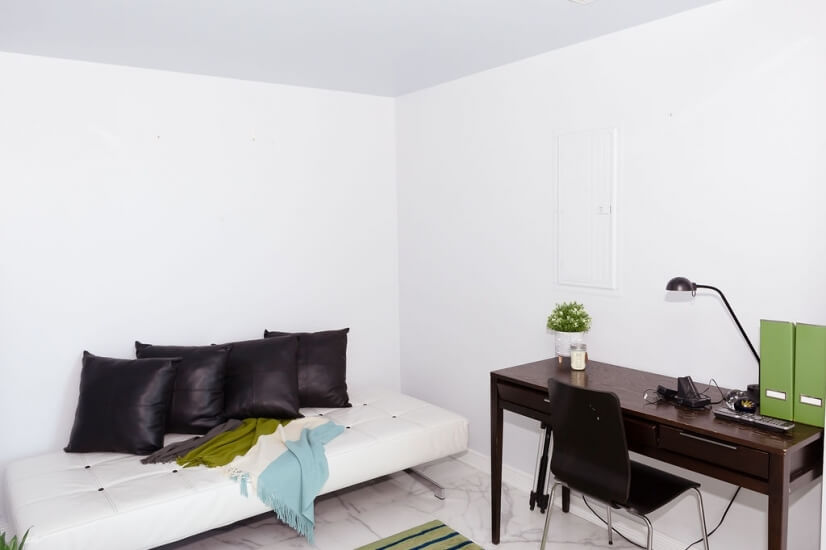 Office/Den with Daybed