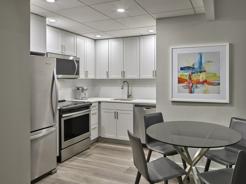 image 3 furnished 2 bedroom Apartment for rent in Chinatown, Center City