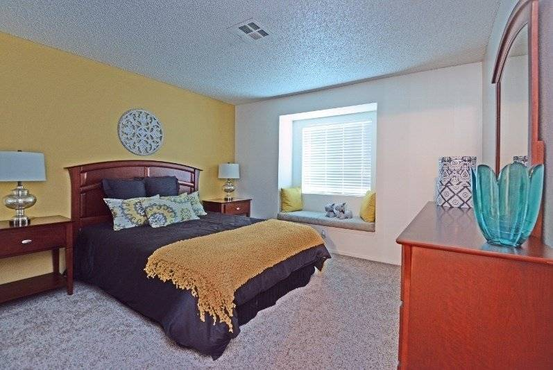 1 of 2 rooms listed available (photo from website.)
