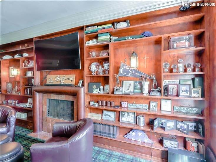 Library/Man Cave