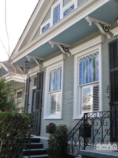 image 3 furnished 1 bedroom Townhouse for rent in Mid-City, New Orleans Area