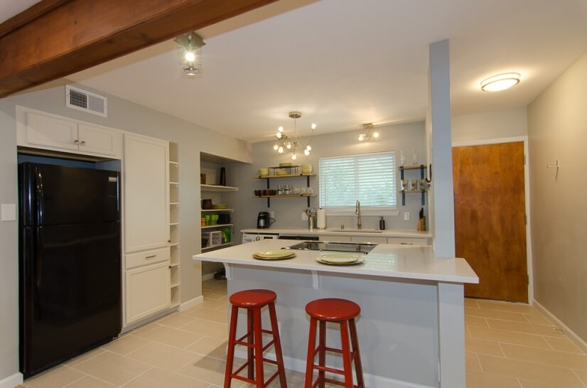 Brand New Remodeled Kitchen with Large Island