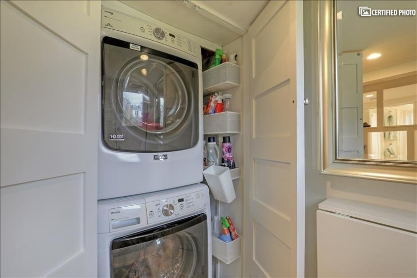 Washer/ Dryer by request