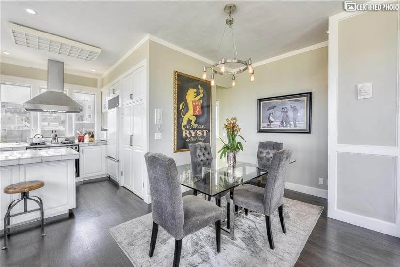 image 12 furnished 3 bedroom Townhouse for rent in North Beach, San Francisco