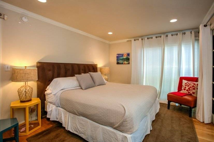 image 4 furnished 1 bedroom Townhouse for rent in Santa Monica, West Los Angeles