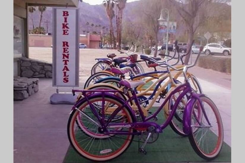 Hike Bike in La Quinta. Maps of Trails Available