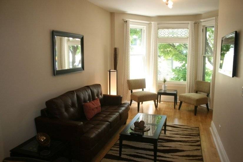 image 2 furnished 3 bedroom Apartment for rent in North Center, North Side