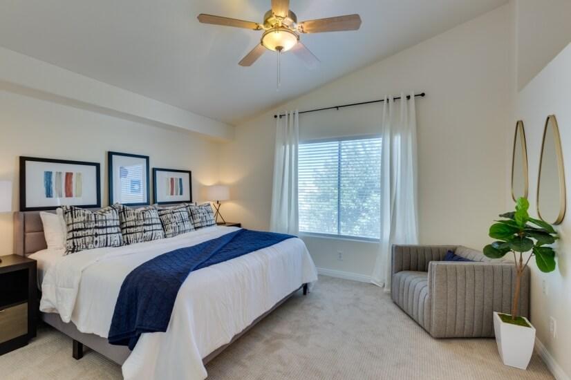 Inviting Main Bedroom Suite
