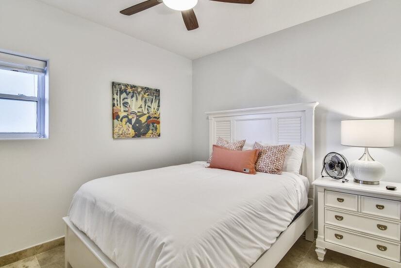 Second Bedroom at Ocean Grove
