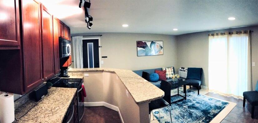 image 8 furnished 2 bedroom Townhouse for rent in Belcaro, Denver East