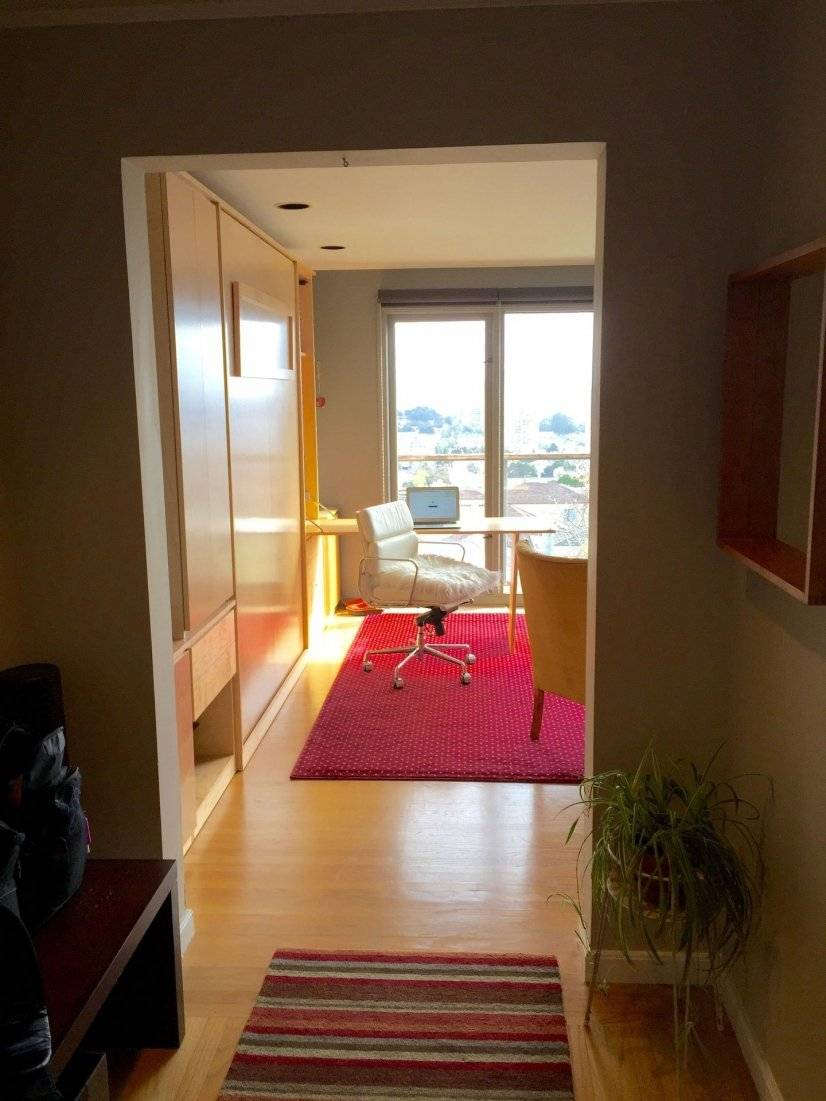 image 2 furnished 1 bedroom Townhouse for rent in Pacific Heights, San Francisco