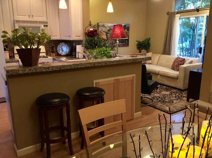image 5 furnished 3 bedroom Townhouse for rent in Mountain View, San Mateo (Peninsula)