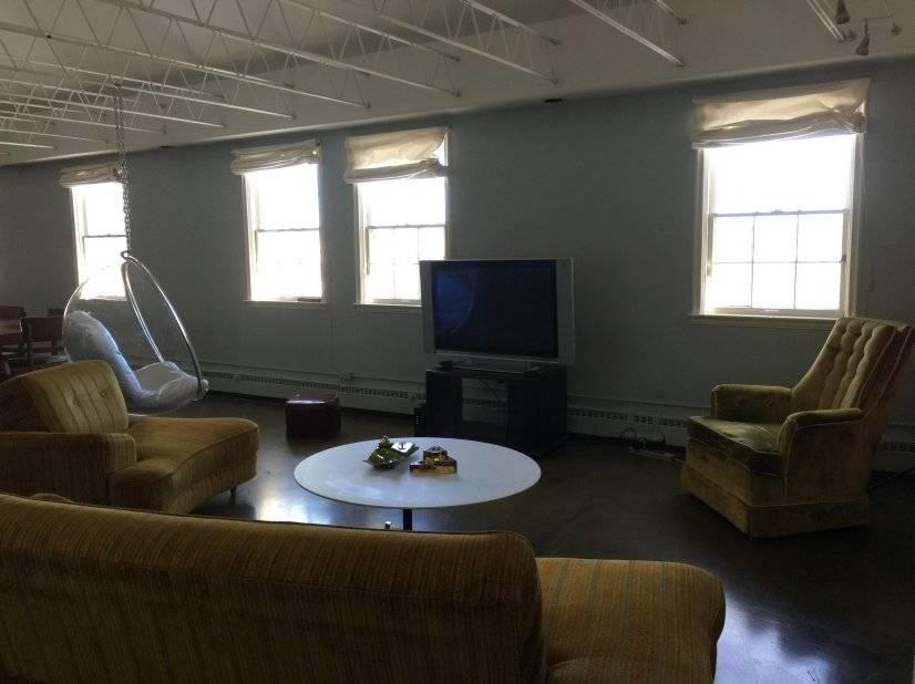Mid Mod living room