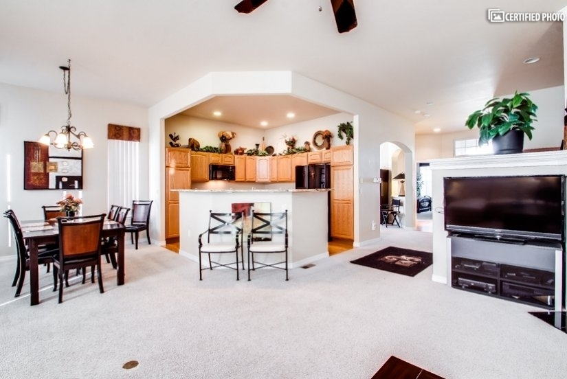 image 7 furnished 3 bedroom House for rent in Briargate, Colorado Springs