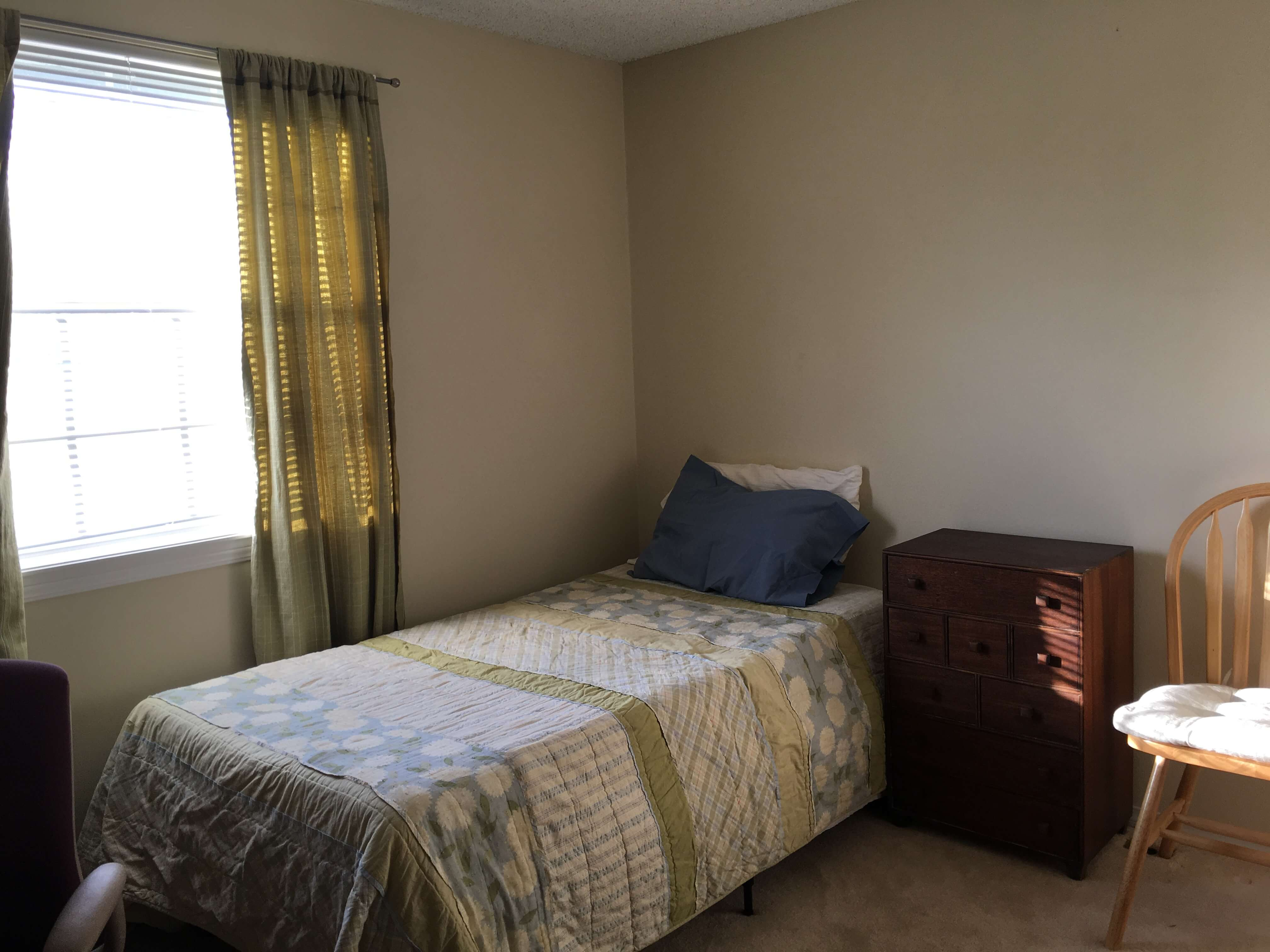 bedroom/office option