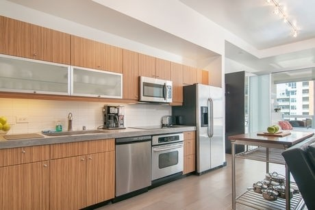 image 8 furnished 2 bedroom Loft for rent in Park West, Central San Diego