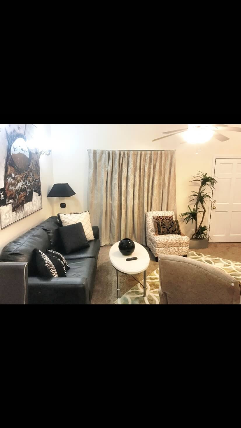 image 2 furnished 1 bedroom Apartment for rent in Mid-City, New Orleans Area