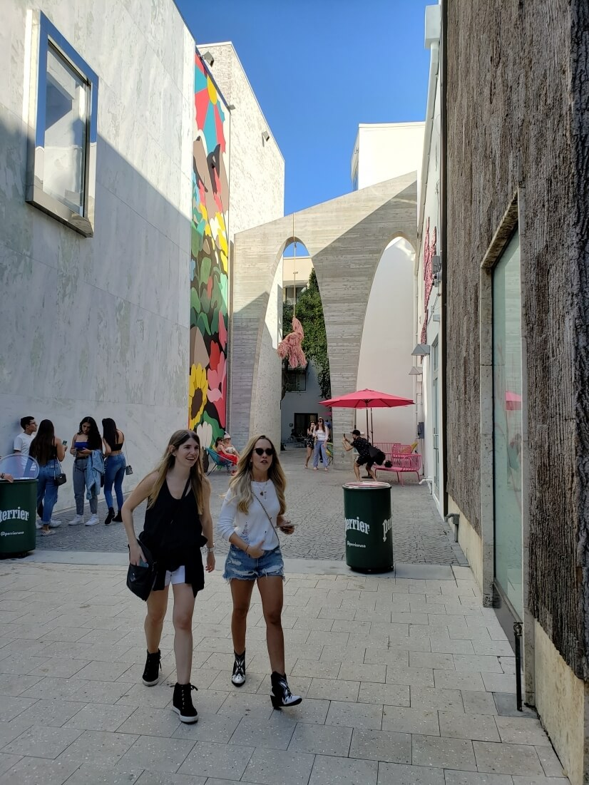 Miami Design District - 15 minute walk