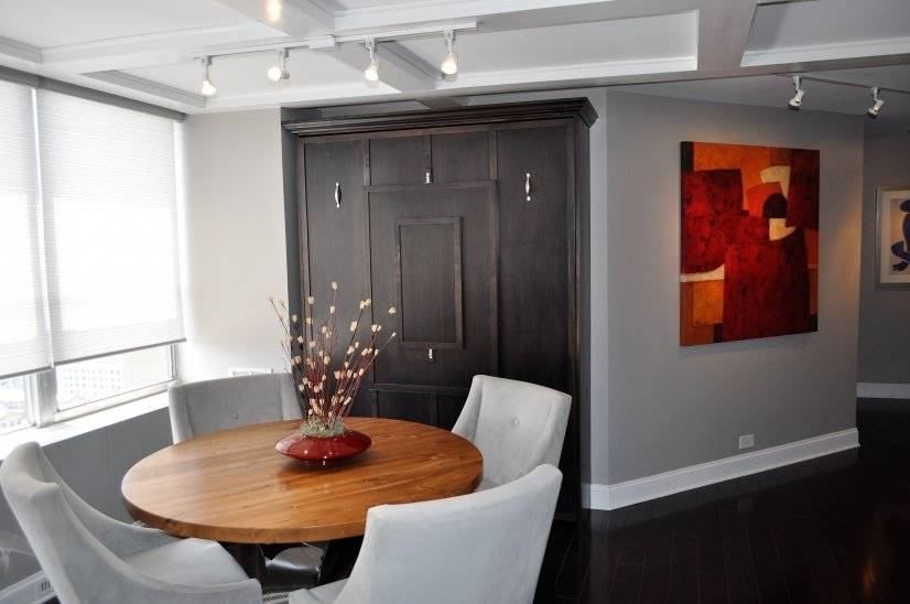 image 9 furnished 1 bedroom Townhouse for rent in Lakeview, North Side