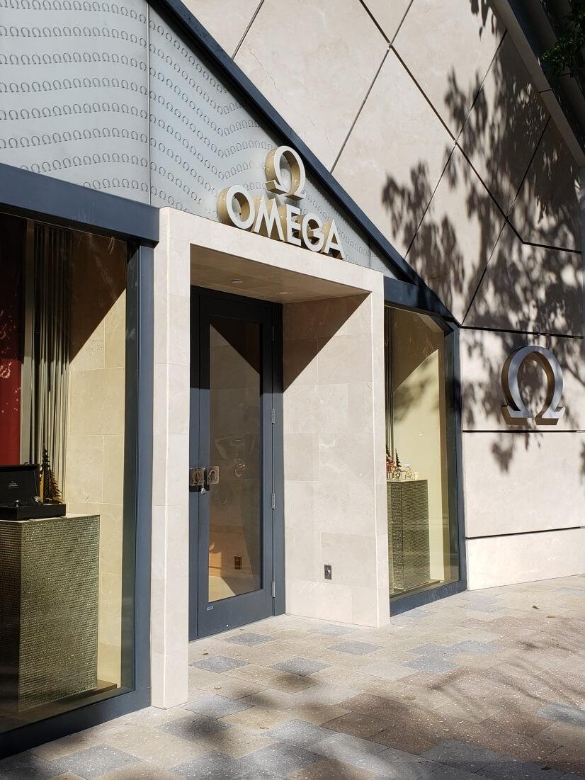 Omega - Miami Design District