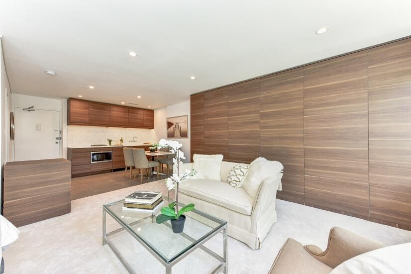 image 4 furnished Studio bedroom Townhouse for rent in Arlington, DC Metro