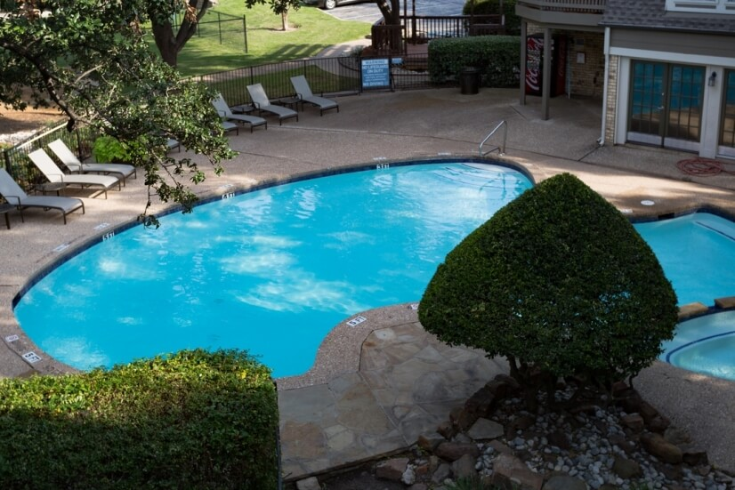 image 2 furnished 2 bedroom Apartment for rent in Addison, Dallas County