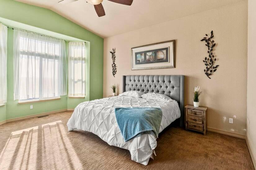 City View Room (Master Bedroom)