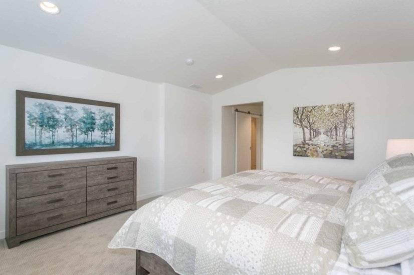 Master Bedroom, Unit 1