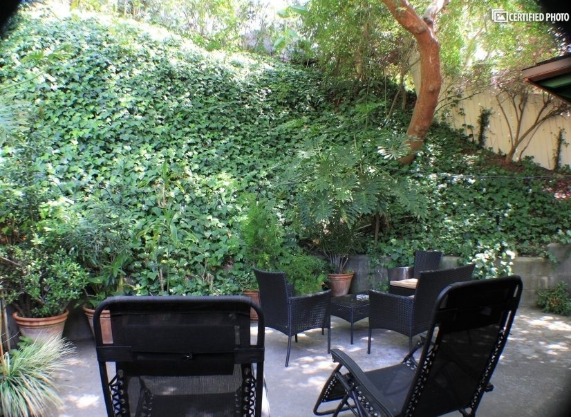 Back patio with Recliners and Patio Furniture ivy hills