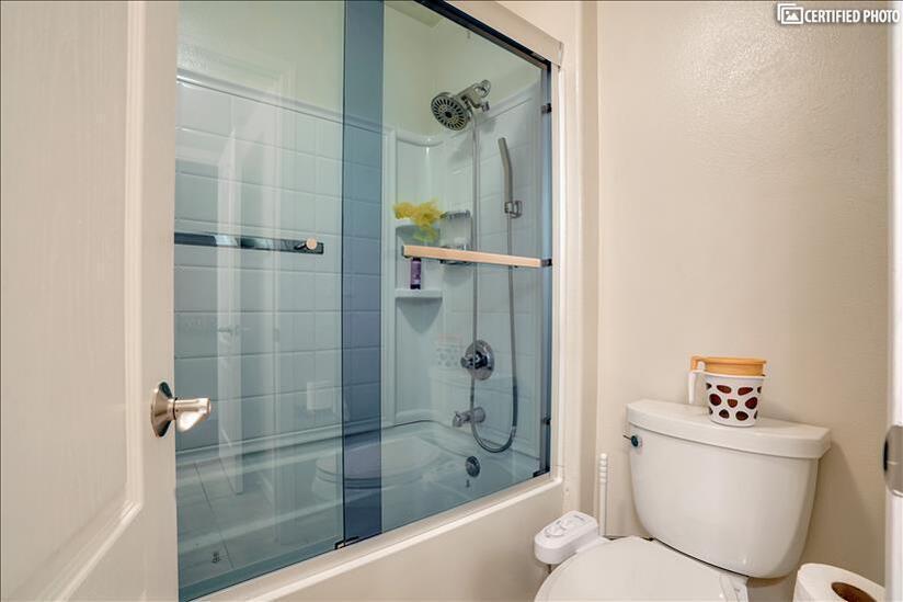 Upgraded Bathroom Shower#2