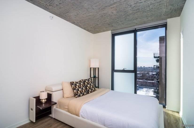 Pelican Executive Suite in Chicago South Loops -  Bedroom