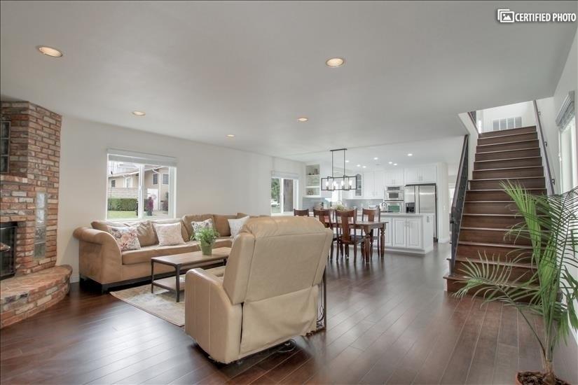 image 4 furnished 3 bedroom House for rent in El Segundo, South Bay