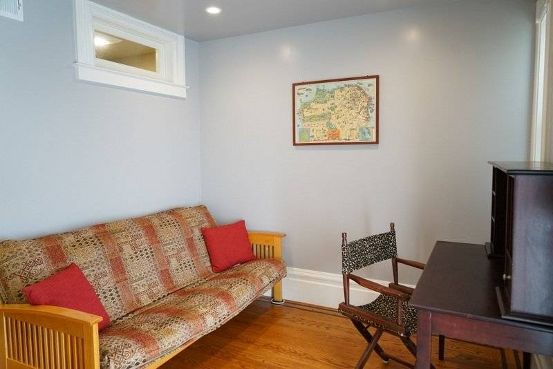 image 3 furnished 1 bedroom Townhouse for rent in Richmond District, San Francisco