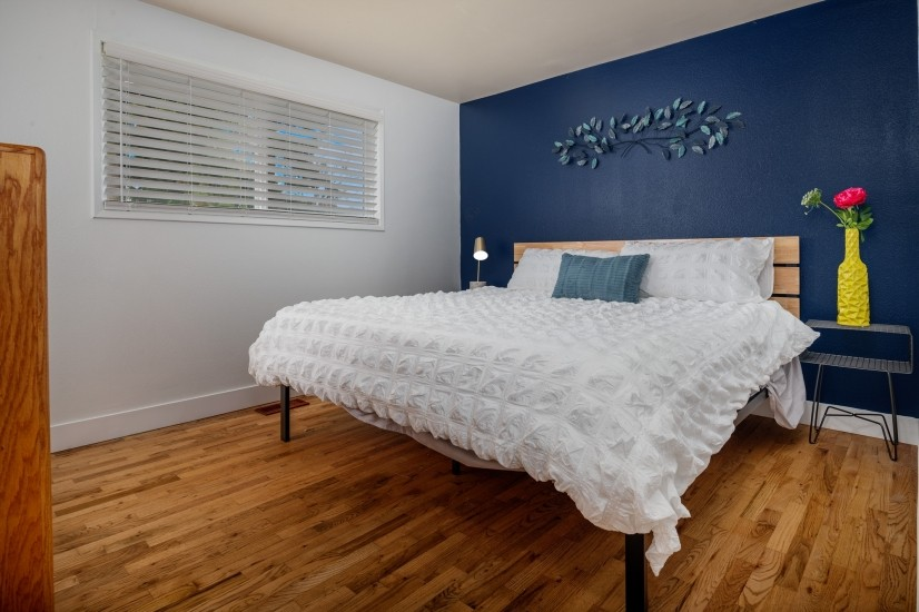 Master Bedroom, View from Door