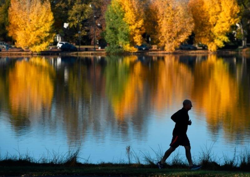 Washington Park (Walking Distance)