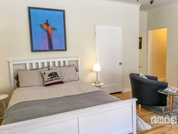 image 2 furnished Studio bedroom Apartment for rent in Palo Alto, San Mateo (Peninsula)